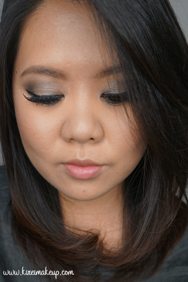 ud naked smoky makeup tutorial