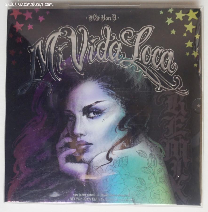 Kat Von D Mi Vida Loca Remix review