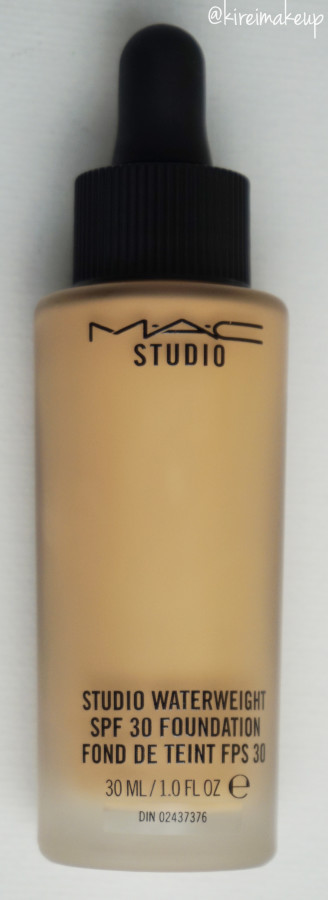 MAC Waterweight foundation review
