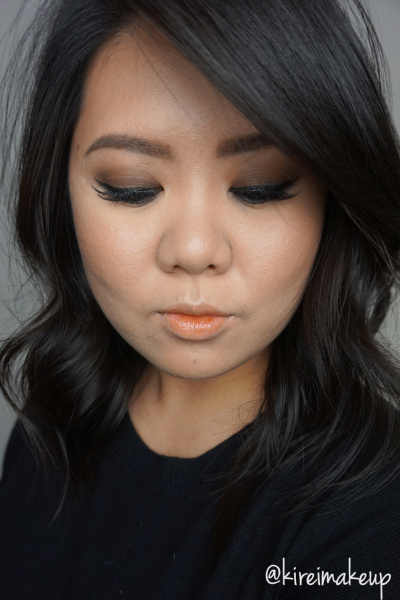 UD Naked smoky look