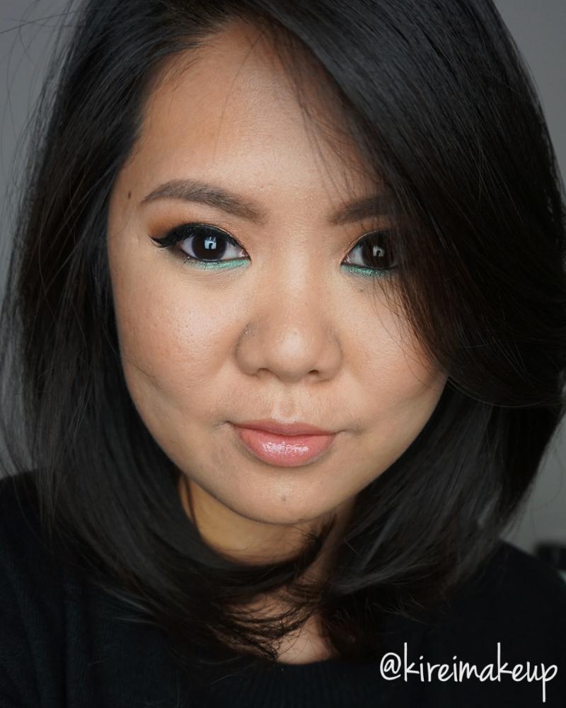 UD Vice 4 makeup look
