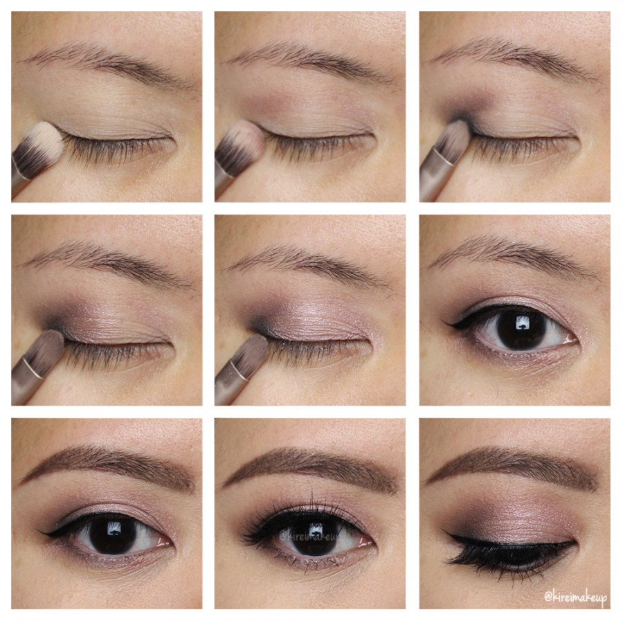 ud naked 3 party makeup tutorial