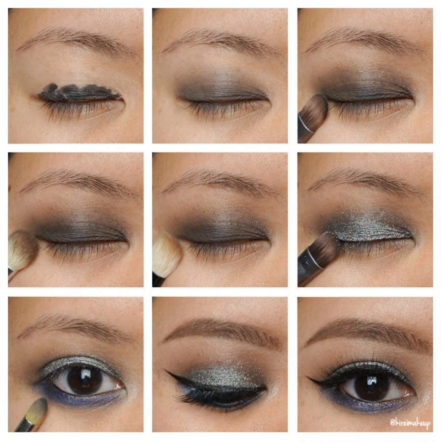 UD Gwen Stefani makeup tutorial