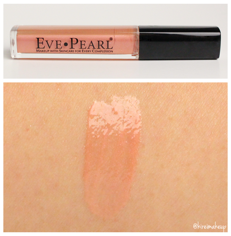 Eve Pearl Kisses of Pearl lipgloss