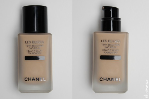 Chanel Healthy Glow foundation review