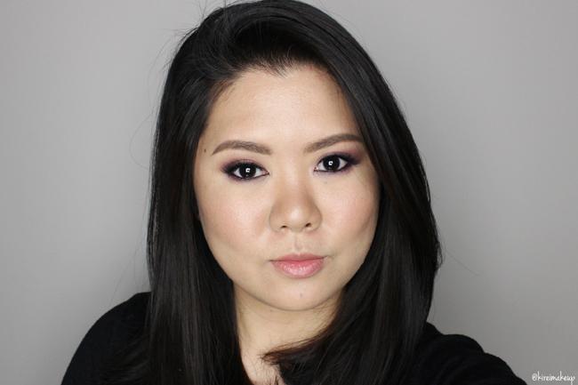 smokey eyes for asian