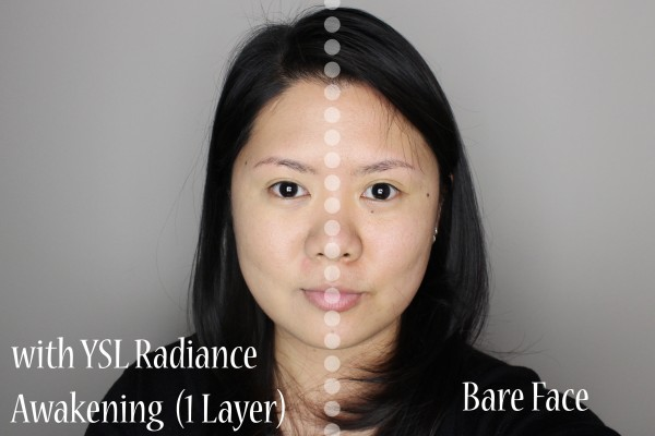 YSL Touch Eclat Le Teint Radiance Awakening review