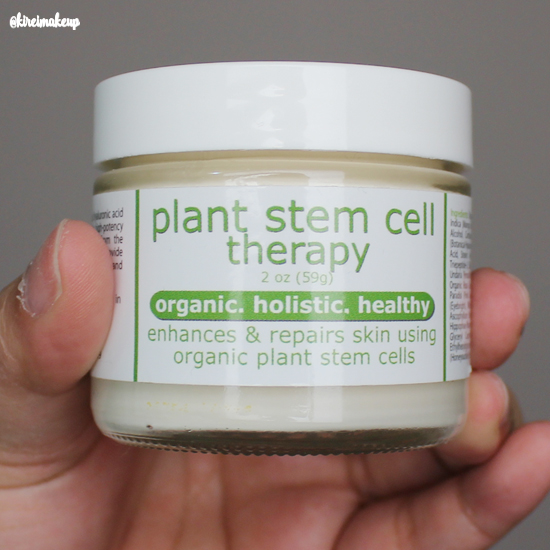 made from earth plant stem cell therapy review
