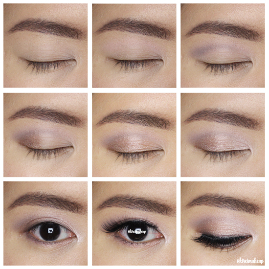 romantic makeup tutorial for asian