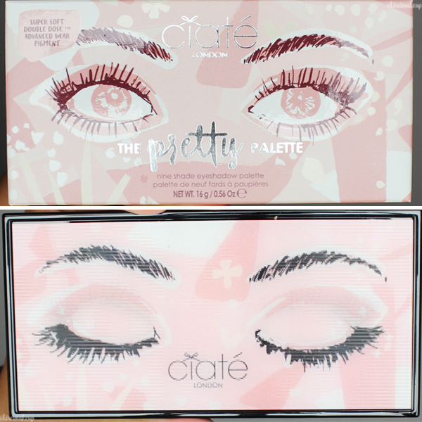 Ciaté The Pretty Palette