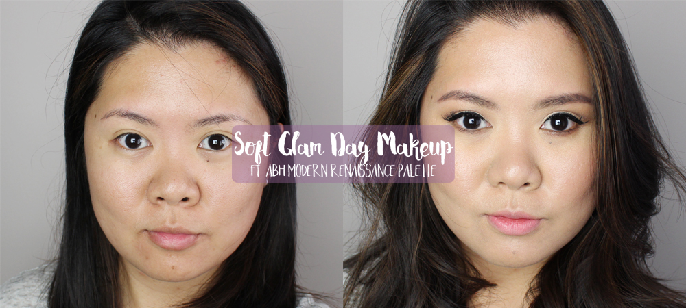Soft Glam Day Makeup