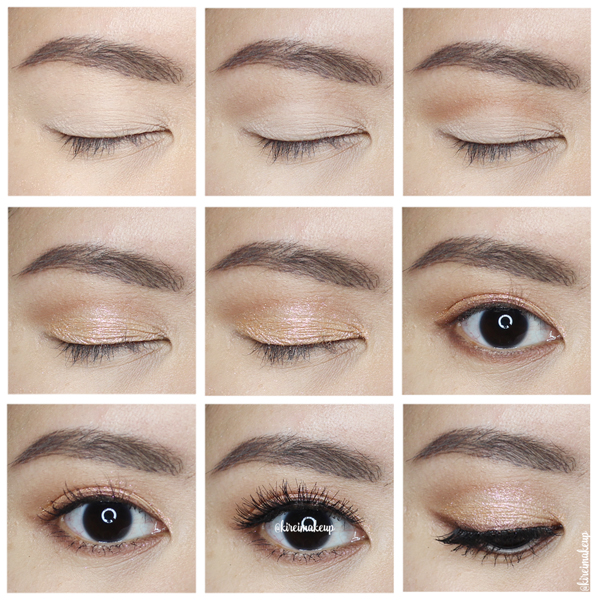 easy holiday makeup 2016