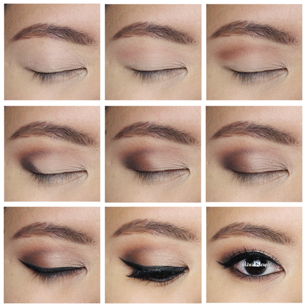 Neutral Smokey Eyes Holiday Makeup Kirei Makeup